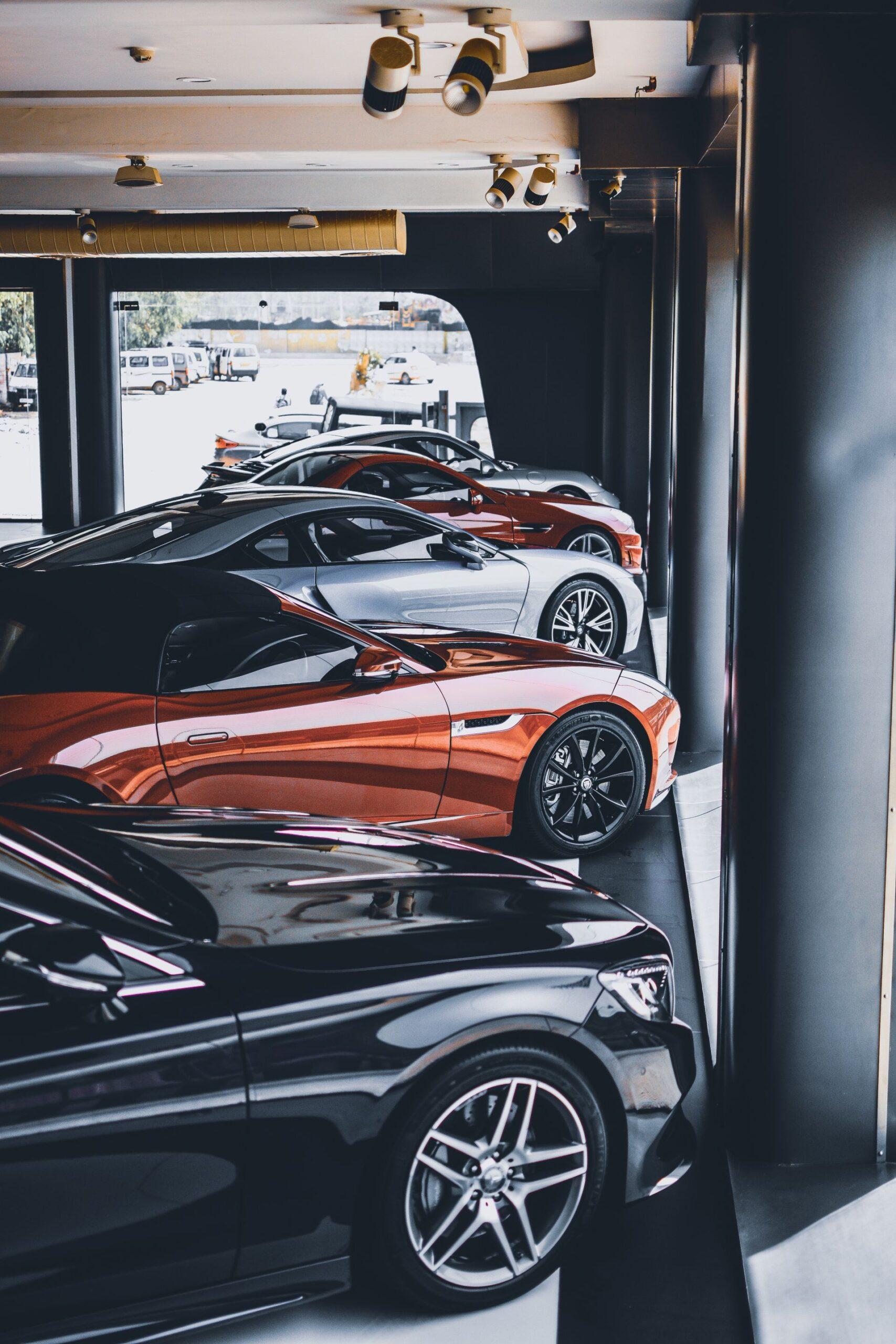 Ασφάλιση αντιπροσωπείας αυτοκινήτων